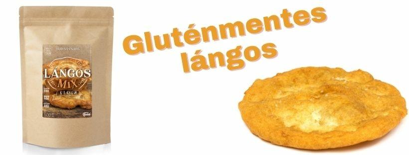 Nutriversum gluténmentes lángos