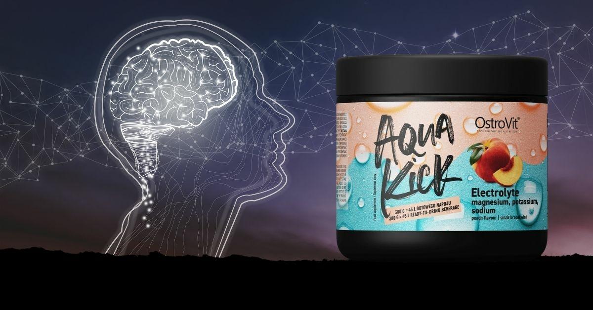 Ostrovit Aqua Kick Electrolyte 300 g