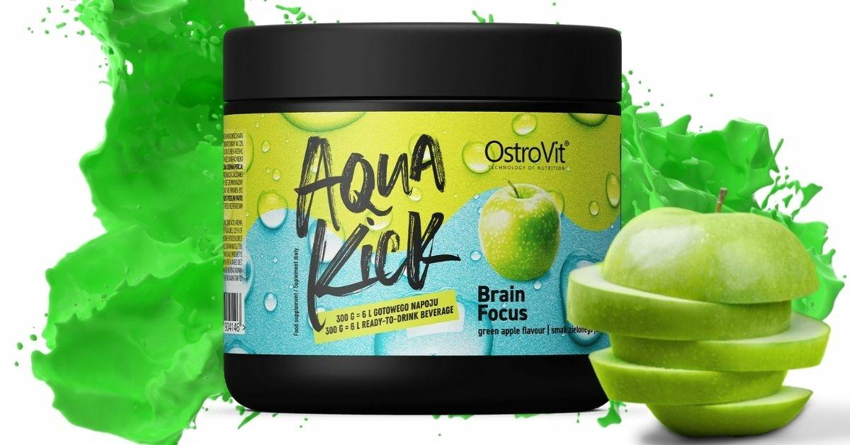 OstroVit Aqua Kick Brain Focus 300 g