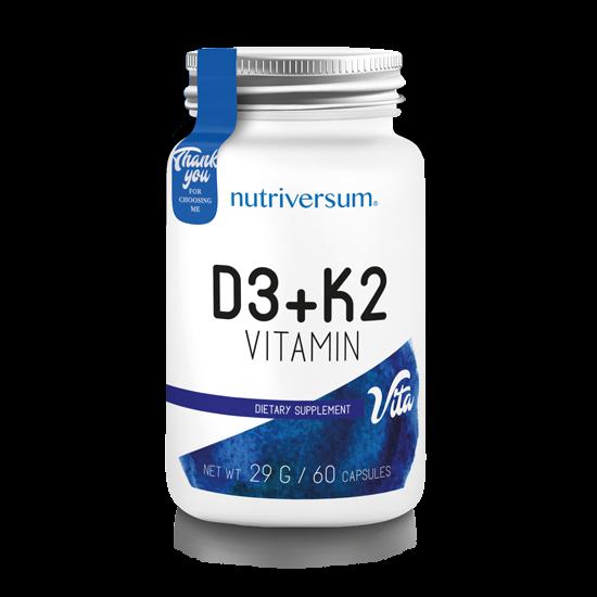 D3+K2 vitamin